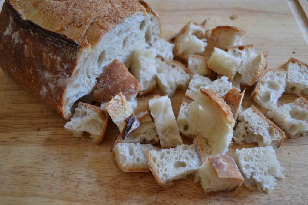 Bread for breadcrumbs