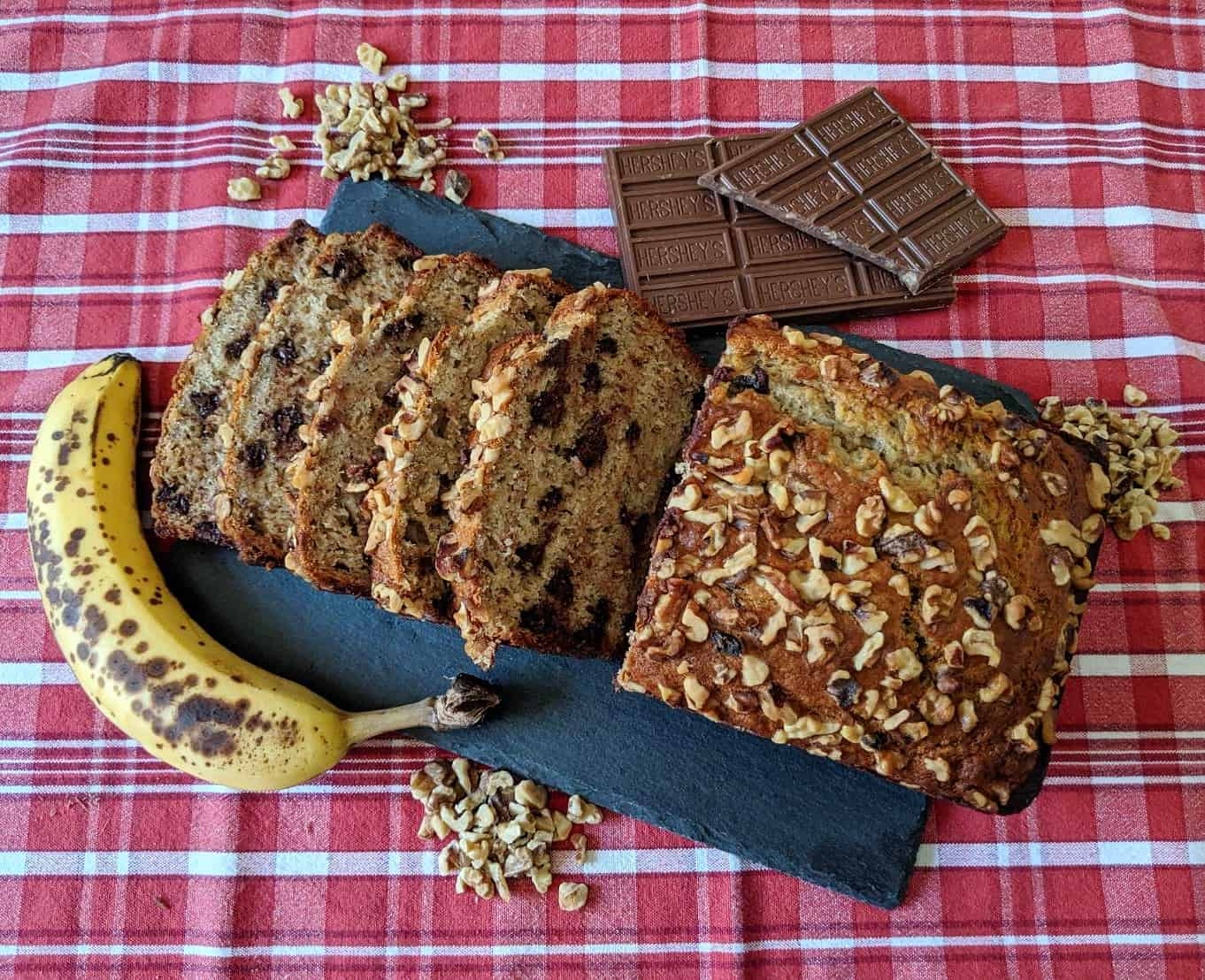 Ann's Favorite Banana Bread