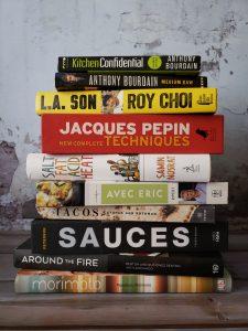 Favorite Cookbooks List