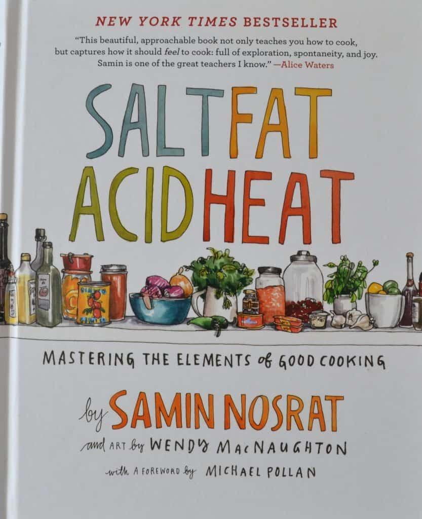 Favorite Cookbooks: Salt Fat Acid Heat