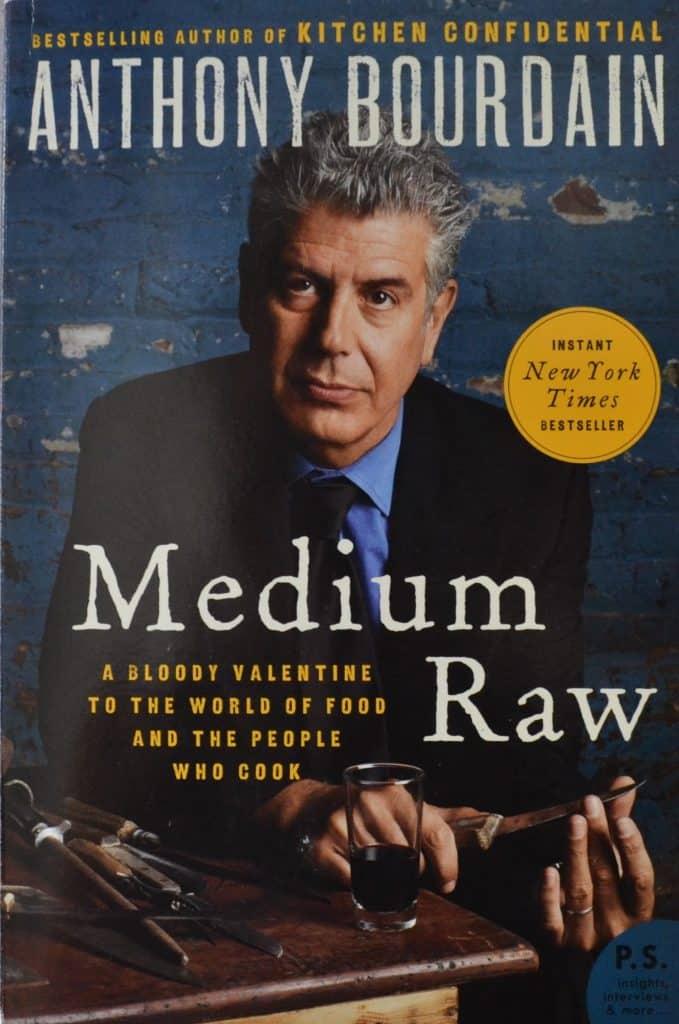 Favorite Cookbooks: Medium Raw