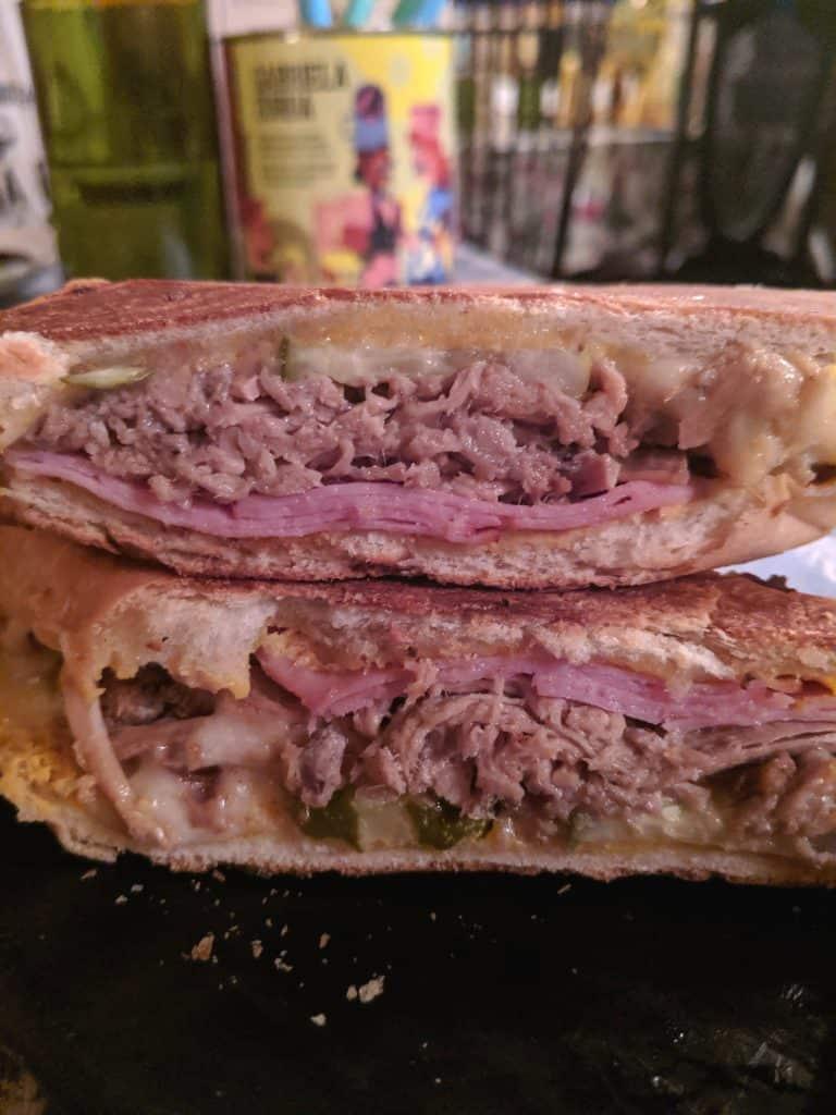 Cuban Sandwich at Havana 1920