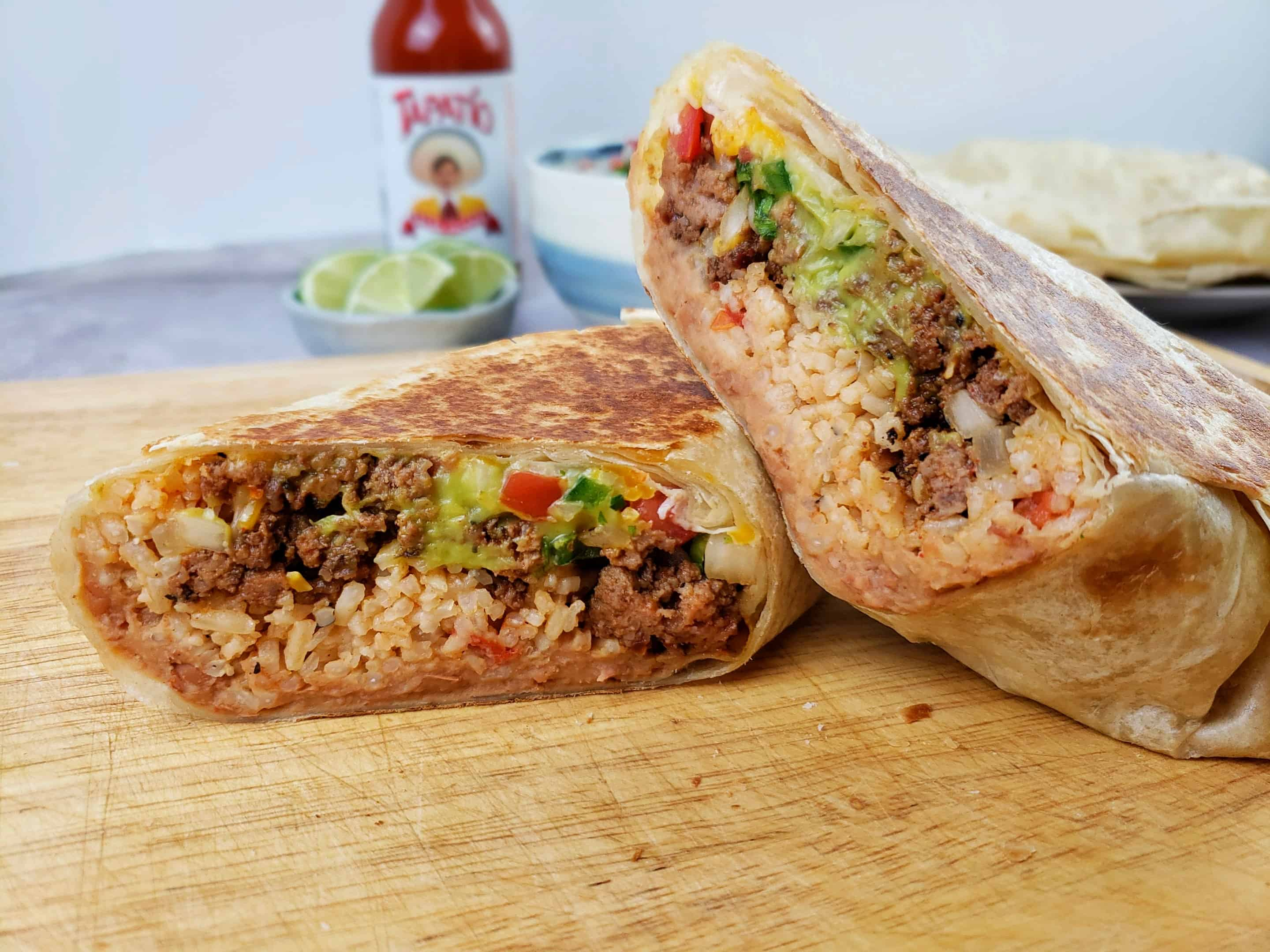 XXL Grilled Stuft Burrito