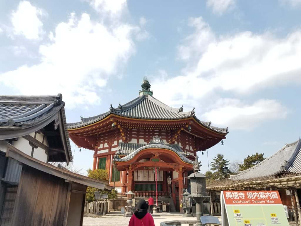 Octagonal Hall Nara