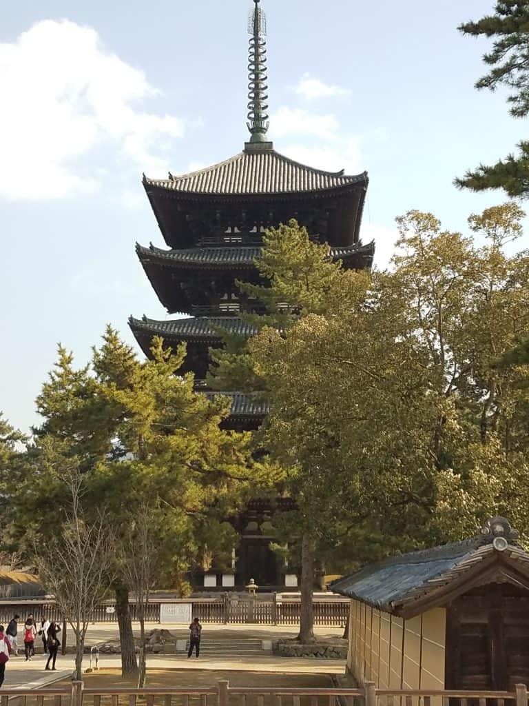 Five Story Pagoda Nara